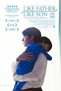 Like Father, Like Son (2013) Ryota Nonomiya is a successful businessman driven by money. When he learns that his biological son was switched with another child after birth, he must make a life-changing decision and choose his true son or the boy he raised as his own.