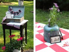 featured backyard wedding | JENNIFER + MARTIN