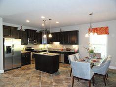 The Bailey Floor Plan Kitchen Http Www Drhorton Com