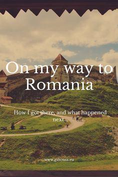 On my way to #Romania