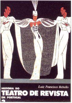 Erté, Book Cover, 1984-85