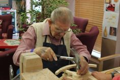 Our art & craft team at the Llandudno centre have been selected to join in Gwanwyn, a month long national festival held across Wales in May, to celebrate creativity in older age. National Festival, Arts And Crafts Projects, Carpentry, Wales, Centre, Creativity, Join, Woodworking, Welsh Country