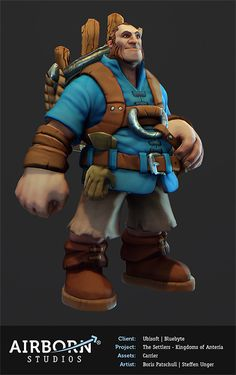 Polycount Forum - View Single Post - What Are You Working On? Zbrush Character, 3d Model Character, Game Character Design, Character Modeling, Character Creation, Character Design References, Character Concept, Character Art, Cartoon Shows