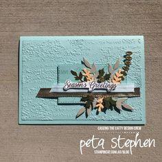 Blog – Stampin' Cat Christmas Cards, Xmas, December Holidays, Harvest, Stampin Up, Catalog, Bloom, Seasons, Peta