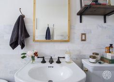 * Homepolish New York City * | A Lesson in Beautiful Bathrooms