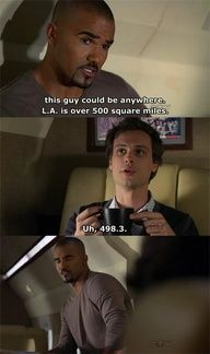 Why I love Dr. Spencer Reid, his adorableness knows no bounds