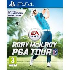 Rory Mcilroy Pga Tour 15 PS4 Game | http://gamesactions.com shares #new #latest #videogames #games for #pc #psp #ps3 #wii #xbox #nintendo #3ds