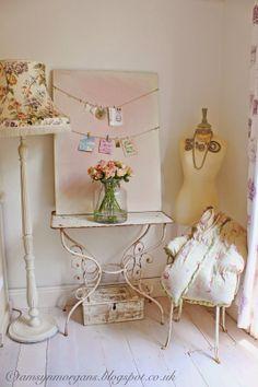 The Villa on Mount Pleasant: A Corner Of My Craft Room