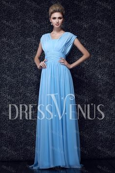 Gorgeous V Neck Elegant Dasha's Prom/Homecoming Dress