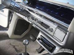 1963 Chevrolet Impala Center Console