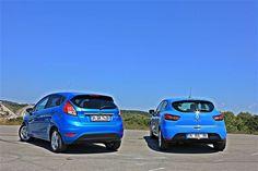 'KRAL' Kim? Fiesta ve Clio Karşı Karşıya @Ford Motor Company Türkiye @FordWRC #arabamkarşılaştırma Detaylar: http://www.arabam.com/haber/Karsilastirma-KRAL-Kim-Fiesta-ve-Clio-Karsi-Karsiya/Detay-297496