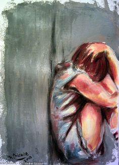 Artwork >> Nadine Nicaise >> Bouderie