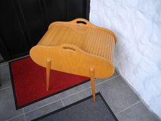 stylischer n hkasten standn hkasten n hk stchen holz 50er 60er rockabilly n hen pinterest. Black Bedroom Furniture Sets. Home Design Ideas