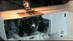 How To Thread Bobbin on Brother LS 2125 Sewing Machine, via YouTube.