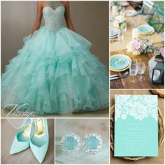 Read these tips and techniques for quinceanera dress -> Patterns have been in right now, especially those featuring flowers. Just be sure to complement the outfit smoothly in the selection of shoes, including patterned heels or shoes. Quinceanera Planning, Pretty Quinceanera Dresses, Quinceanera Decorations, Quinceanera Party, Wedding Decorations, Sweet 16 Dresses, 15 Dresses, Fashion Dresses, Flower Girl Dresses