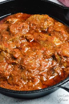 South African Recipes, Ethnic Recipes, West African Food, Nigerian Stew, African Stew, Nigeria Food, Beef Steak Recipes, Jollof Rice, Soups And Stews