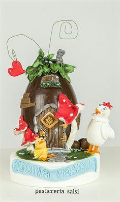 Pasqua pasticceria Salsi