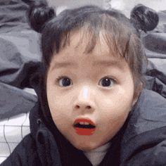 Most Popular Kwon Yuli Baby Ulzzang Icons 63 Ideas Cute Baby Meme, Baby Memes, Cute Baby Videos, Cute Funny Babies, Cute Kids, Cute Asian Babies, Korean Babies, Asian Kids, Cute Little Baby