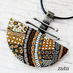 Pendant by Zuzana of Verundela on Flickr