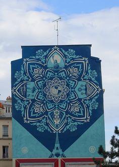 https://flic.kr/p/HTt7nf   OBEY       Paris You can find this wall here :    benedicte59.wordpress.com/2016/07/04/les-nouveaux-grands-...