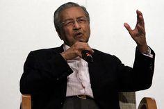 1MDB dakwa soalan Dr Mahathir jejaskan ekonomi Malaysia? - http://malaysianreview.com/131063/1mdb-dakwa-soalan-dr-mahathir-jejaskan-ekonomi-malaysia/