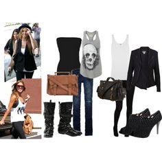 Audrina Patridge...is my ALL-time favortie icon! This is my style!!!