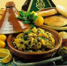 Tajine -  Berber dish from North Africa