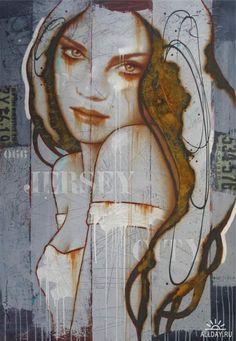 By Hans Jochem Bakker. #street art #graffiti