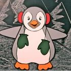 Penguin Art Project This adorable art project will look winter wonderful in your classroom. A matching writing sheet is included with this cute l...