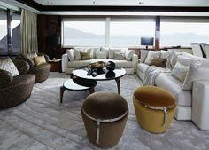 New Princess features Fendi Casa interior Home Living Room, Living Room Furniture, Living Room Designs, Home Furniture, Living Room Decor, Best Interior Design, Interior Design Studio, Accent Furniture, Elle Decor