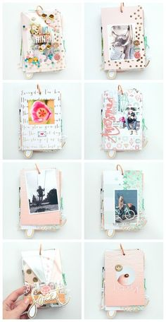 """Mini Album """"Our First Days Of Spring 2015"""" by SteffiandAnni at @studio_calico"""
