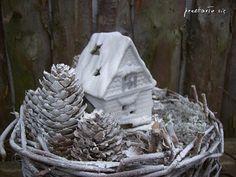 przetarło się: Świąteczne inspiracje - Śnieżny krajobraz