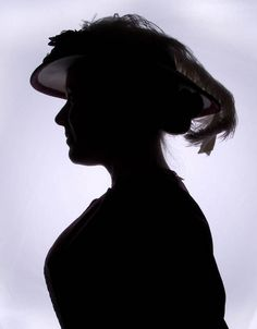 Victorian Silhouettes | Dana | all galleries >> Me, Myself, and I > SP: Victorian Silhouette