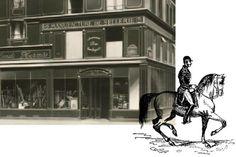 A tradicional e sofisticada grife francesa Hermès é conhecida por sua cor laranja. A história da marca teve início em 1837, quando um seleiro, Thierry Hermès, abriu uma pequena oficina em Paris, numa região conhecida como Grands Boulevards. Lá, eram vendidos acessórios em couro, como baús para carruagens, selas, rédeas, estribos, botas, ...