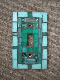 switchplate mosaic by Jadedgold1