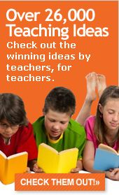Teaching Ideas Grants and Contests...opportunities to get classroom funding