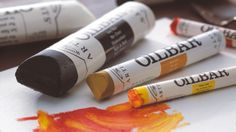 Winsor and Newton Oilbars
