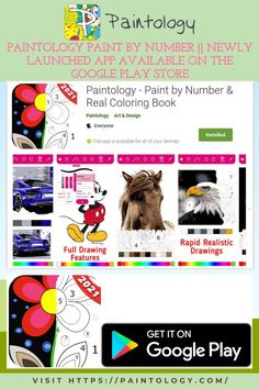I am excited to announce that Paint by Number by Paintology has revamped this much cherished art form and brought it into the digital world. You can now do similar paint by numbers in the comfort of your own phone or tablet. #paintbynumbers #freepaintbynumbers #digitaldrawing #digitalpainting #digitalart #easypaintings #simplepainting #easypaintingstodraw #makeyourownpaintbynumber #colorbynumberpainting #paintbynumbertemplate