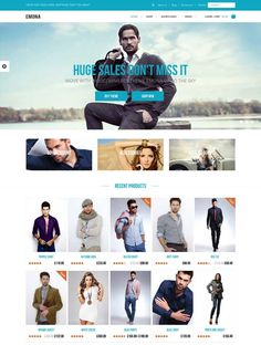 75+ Best Free & Premium eCommerce WordPress Themes