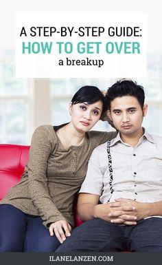 steps take prepare breakup