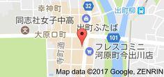 炭焼 鶏たかの地図