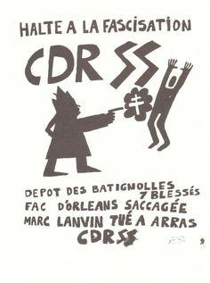 Paris 68 posters
