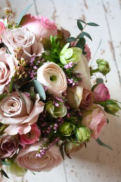 Bespoke wedding bouquets and bridal flowers created by Gravesend florist. Vintage styled custom wedding invitations and styling serving Gravesend and Kent. Bridal Flowers, Love Flowers, My Flower, Flower Ideas, Spring Bouquet, Pink Petals, Custom Wedding Invitations, Wedding Bouquets, Ranunculus
