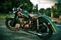 Harley Bobber, Sidecar, Custom Bikes, Chopper, Old Friends, Cars And Motorcycles, Motorbikes, Bicycle, Vehicles