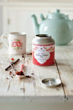 Minty Hoyse Tea time, Tafelgut tea, Cath Kidston