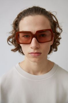 Pink Large George Sunglasses Acne Studios In9lh8n4JF