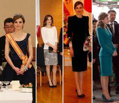 Koningin Letizia, week 14 2017   ModekoninginMaxima.nl
