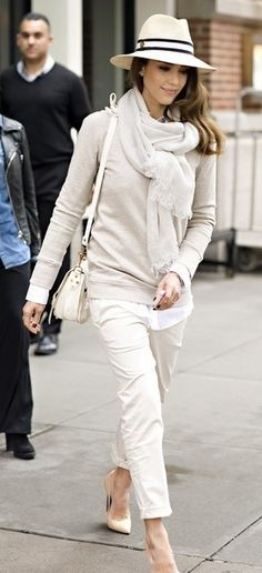 ✿Fashion and the City✿ / {white} panting by Lisi on May 15, 2012 white pants and elegant styl... by wonderful911