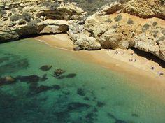 Praia de Vale Covo - Lagoa