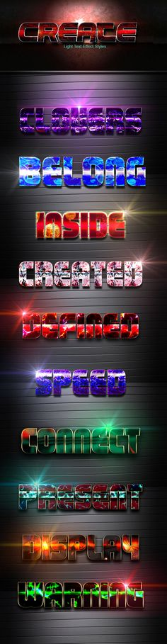 Create vol 30 — Photoshop ASL #flares #effects • Available here → https://graphicriver.net/item/create-vol-30/19968142?ref=pxcr
